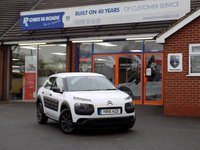 USED 2016 16 CITROEN C4 CACTUS 1.2 PURETECH TOUCH 5dr  *ONLY 9.9% APR with FREE Servicing*