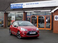 USED 2014 64 CITROEN DS3 1.2 PURETECH DSIGN 3dr  *ONLY 9.9% APR*