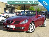 USED 2010 60 MERCEDES-BENZ SLK 3.0 SLK300 2d 231 BHP High Specification, Locally Owned