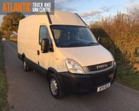 2011 IVECO DAILY 35S11V £4995.00