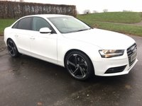 USED 2014 64 AUDI A4 2.0 TDI ULTRA SE TECHNIK 4d 161 BHP IMMACULATE CONDITION THROUGHOUT, READY TO GO
