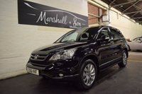 USED 2010 10 HONDA CR-V 2.0 I-VTEC ES-T 5d AUTO 148 BHP LOVELY CAR THROUGHOUT - 1 FORMER KEEPER - AIR CON - HALF LEATHER