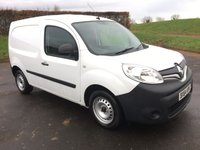 USED 2014 64 RENAULT KANGOO 1.5 ML19 DCI EXTRA 1d 90 BHP EXCELLENT DRIVER, PSV OCTOBER 2018