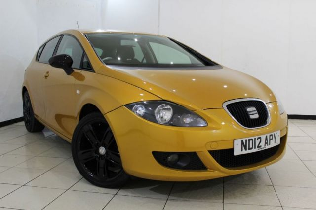 View our 2012 12 SEAT LEON 2.0 CR TDI FR 5DR 140 BHP