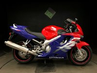 USED 2000 HONDA CBR 600 FX. 2000. FSH. 13526 MILES. LOVELY CONDITION