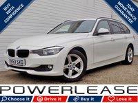 2013 BMW 3 SERIES 2.0 320D SE TOURING 5d AUTO 181 BHP £10000.00