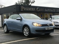 2013 VOLKSWAGEN GOLF 2.0 SE TDI BLUEMOTION TECHNOLOGY 2d 139 BHP £9990.00