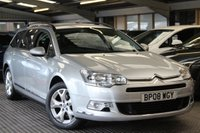 USED 2008 08 CITROEN C5 2.0 VTR PLUS HDI 5d 138 BHP ****** NO PAYMENTS UNTIL FEBRUARY *******