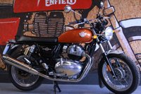 USED 2019 67 ROYAL ENFIELD INTERCEPTOR 650 TWIN ABS
