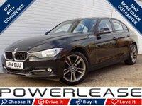 2014 BMW 3 SERIES 2.0 318D SPORT 4d 141 BHP £8449.00