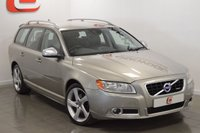 USED 2011 T VOLVO V70 1.6 DRIVE R-DESIGN S/S 5d 113 BHP **FULL SERVICE HISTORY**