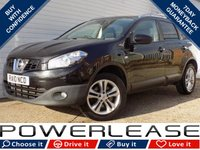 USED 2010 10 NISSAN QASHQAI+2 2.0 ACENTA PLUS 2 DCI 5d 148 BHP BLACK FRIDAY WEEKEND EVENT, 7 SEATS CRUISE CONTROL PANROOF