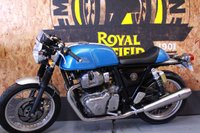 USED 2019 20 ROYAL ENFIELD CONTINENTAL GT 650 CONTINENTAL ABS