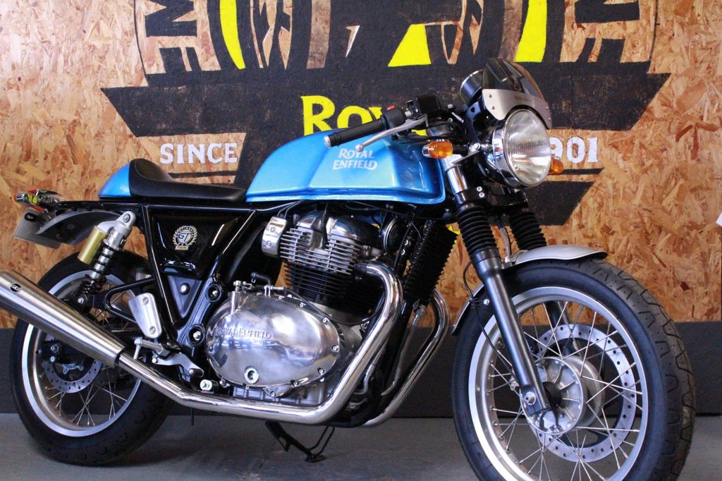 2019 Royal Enfield Continental Gt 650 Continental Abs
