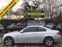 2009 BMW 3 SERIES 3.0 330D SE HIGHLINE 2d AUTO 242 BHP £8000.00