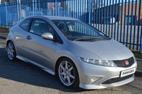 USED 2008 08 HONDA CIVIC 2.0 I-VTEC TYPE-R GT 3d 198 BHP