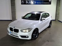 USED 2015 65 BMW 1 SERIES 1.5 116D SPORT 3dr