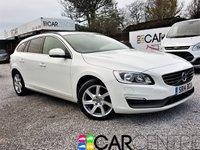 2014 VOLVO V60 2.0 D4 SE NAV 5d 178 BHP £8495.00