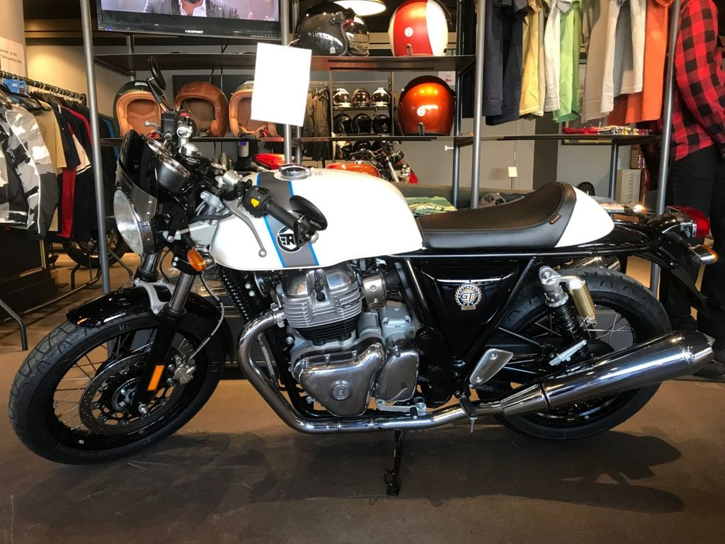 Royal Enfield Gt 650 Twin Continental Gt650 Ice Queen