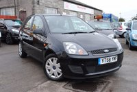 2008 FORD FIESTA 1.2 STYLE CLIMATE 16V 5d 78 BHP £2195.00
