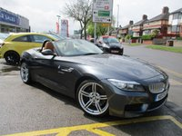 USED 2013 13 BMW Z4 3.0 Z4 SDRIVE35I M SPORT ROADSTER 2d 302 BHP Immaculate & with Full History