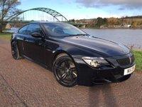 2005 BMW 6 SERIES 5.0 M6 2d 501 BHP £12990.00