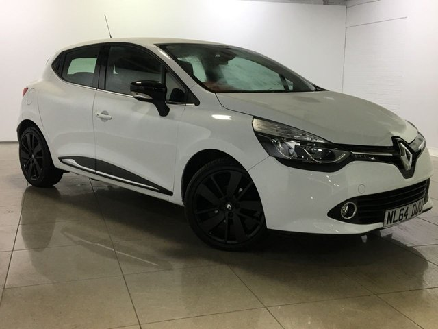 View our 2014 64 RENAULT CLIO 1.5 DYNAMIQUE S MEDIANAV ENERGY DCI S/S 5d 90 BHP