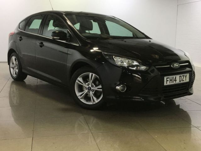 View our 2014 14 FORD FOCUS 1.6 ZETEC ECONETIC TDCI 5d 104 BHP