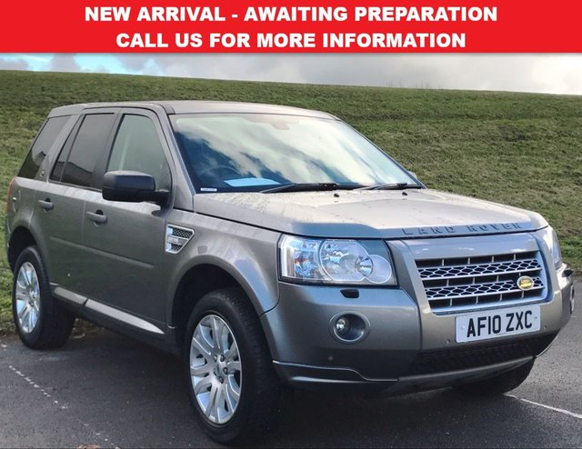 View our 2010 10 LAND ROVER FREELANDER 2.2 TD4 HSE 5d AUTO 159 BHP