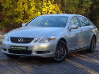 2007 LEXUS GS 3.0 300 SE 4d AUTO 245 BHP £5977.00