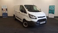 USED 2014 64 FORD TRANSIT CUSTOM 2.2 290 100 BHP +Low Mileage+Bluetooth+AUX/USB/MP3+Ply Lined+Immaculate Condition+One Owner From New+