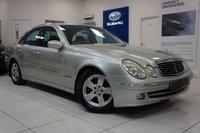 2005 MERCEDES-BENZ E CLASS 3.2 E320 CDI AVANTGARDE 4d 204 BHP £4500.00