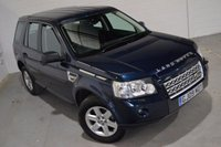 USED 2009 09 LAND ROVER FREELANDER 2.2 TD4 GS 5d 159 BHP
