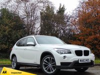 USED 2013 63 BMW X1 2.0 XDRIVE18D SPORT 5d 141 BHP * 128 POINT AA INSPECTED *
