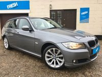 USED 2010 60 BMW 3 SERIES 2.0 318D SE TOURING 5d  * 0% Deposit Finance Available