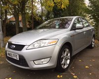 USED 2011 60 FORD MONDEO 2.0 SPORT 5d 145 BHP