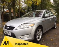 2011 FORD MONDEO 2.0 SPORT 5d 145 BHP £5495.00