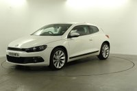 "USED 2009 59 VOLKSWAGEN SCIROCCO 2.0 TDI CR GT 3dr 18 "" INTERLAGOS ALLOY WHEELS ."