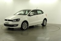 2011 VOLKSWAGEN POLO 1.4 SEL 5dr £SOLD