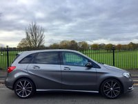 2013 MERCEDES-BENZ B CLASS 1.8 B180 CDI BLUEEFFICIENCY SPORT 5d 109 BHP £10495.00