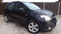 USED 2015 65 VAUXHALL MOKKA 1.6 EXCLUSIV CDTI S/S 5dr Great Spec, 1 Owner, FVSH