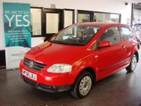 USED 2008 58 VOLKSWAGEN FOX 1.2 URBAN 6V 3d 54 BHP Two private owners- last lady since 2011, October 2018 Mot, just serviced, good history. ideal first car