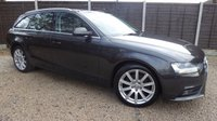 USED 2014 64 AUDI A4 AVANT 2.0 TDI SE TECHNIK 5dr Sat Nav, Leather, HUGE SPEC