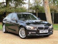2012 BMW 3 SERIES 2.0 320D LUXURY 4d AUTO 184 BHP £11990.00