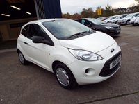 USED 2011 11 FORD KA 1.2 STUDIO 3d 69 BHP ONE OWNER FROM NEW / FULL SERVICE HISTORY