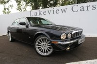 USED 2007 07 JAGUAR XJ 2.7 TD Executive 4dr LEATHER CLIMATE DRIVES SUPERB