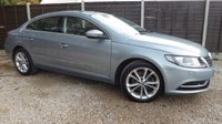 USED 2012 62 VOLKSWAGEN CC 2.0 TDI BLUEMOTION TECHNOLOGY 4dr Sat Nav, £30/yr Tax, 1 owner