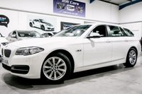 USED 2013 63 BMW 5 SERIES 2.0 518D SE TOURING 5d AUTO 141 BHP
