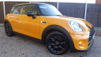 USED 2015 15 MINI HATCH 1.5 COOPER D (Pepper Pack) 3dr Great Spec, Keyless, Cruise