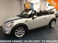 USED 2015 MINI CONVERTIBLE 1.6 COOPER HIGHGATE LIMITED EDITION REMAINING TLC PACK - ONLY 31K - HIGH SPEC MODEL